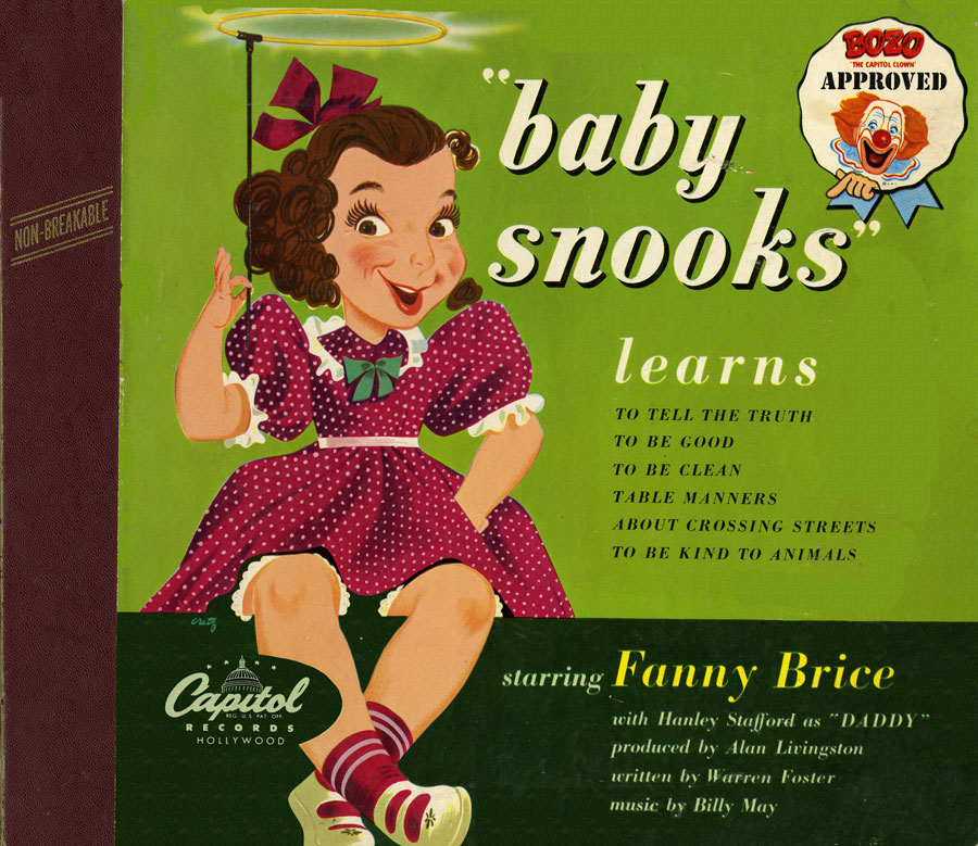 Baby-Snooks-Learns
