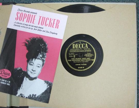 Sophie-Tucker