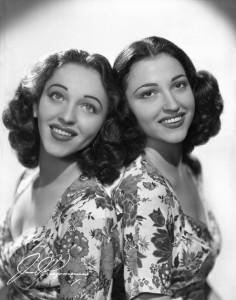 Bagelman Sisters/Barry Sisters