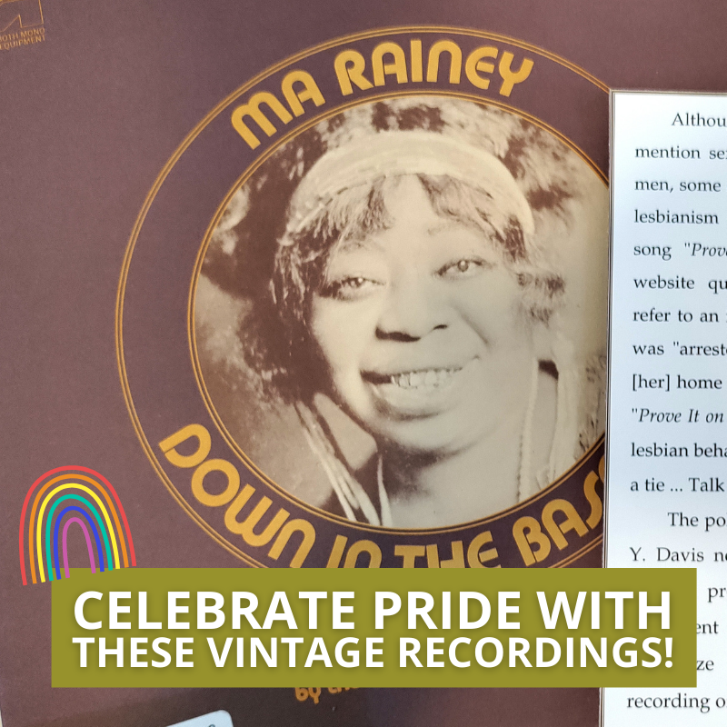 celebrate-pride-month-with-these-vintage recordings-recorded sound archives